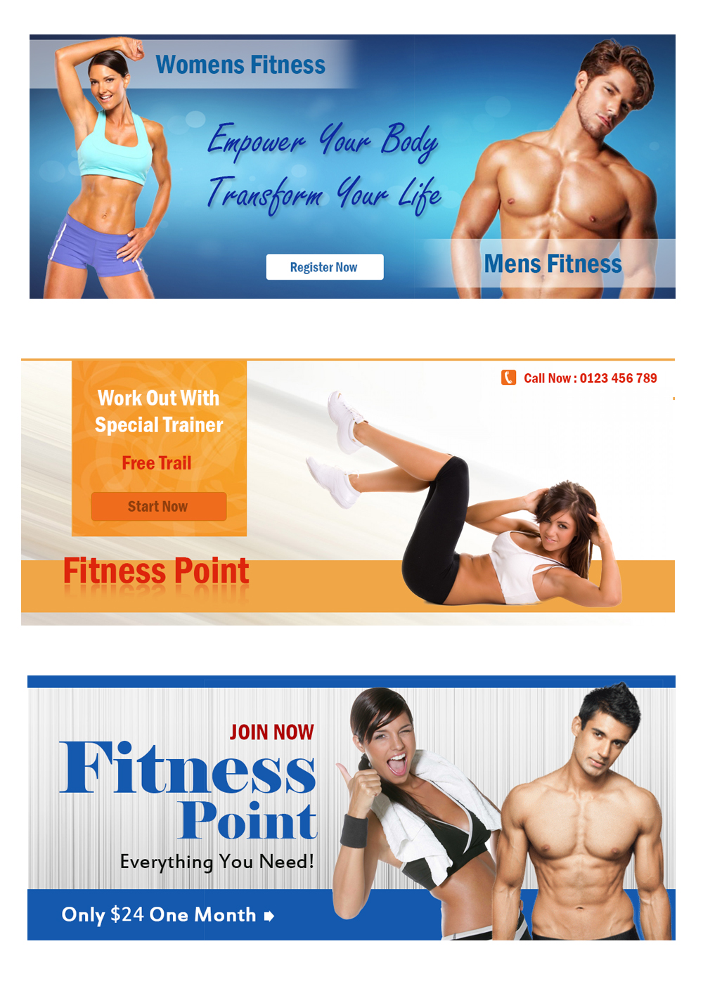 Exercise brochure templates free