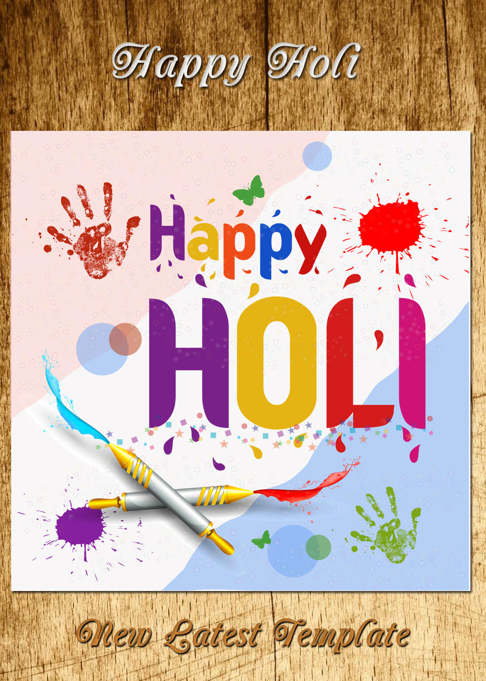Happy holi psd file free download m4hsunfo