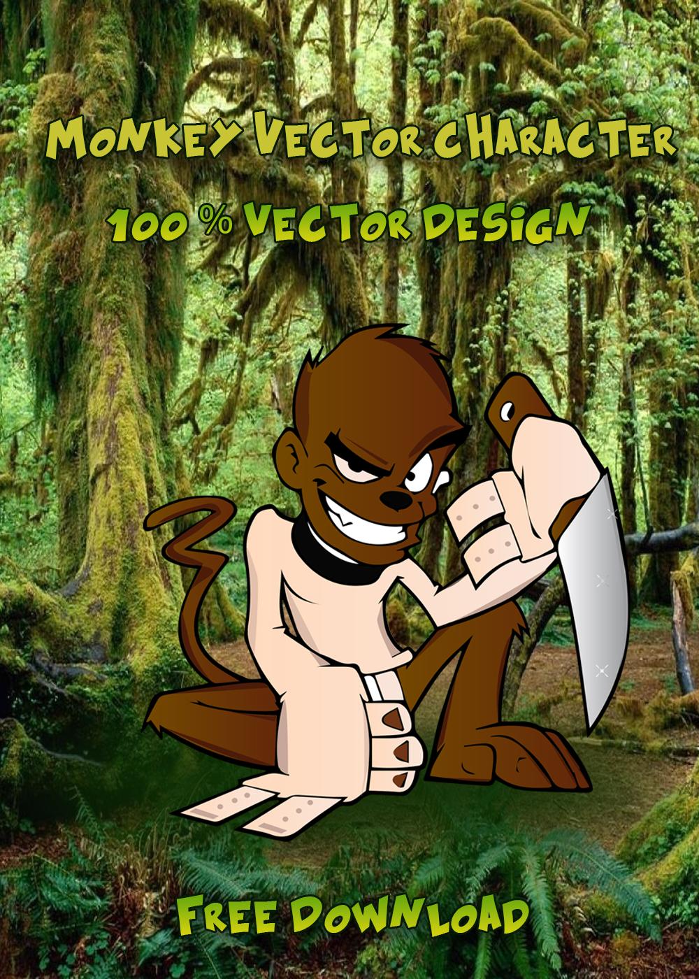 vector__monkey