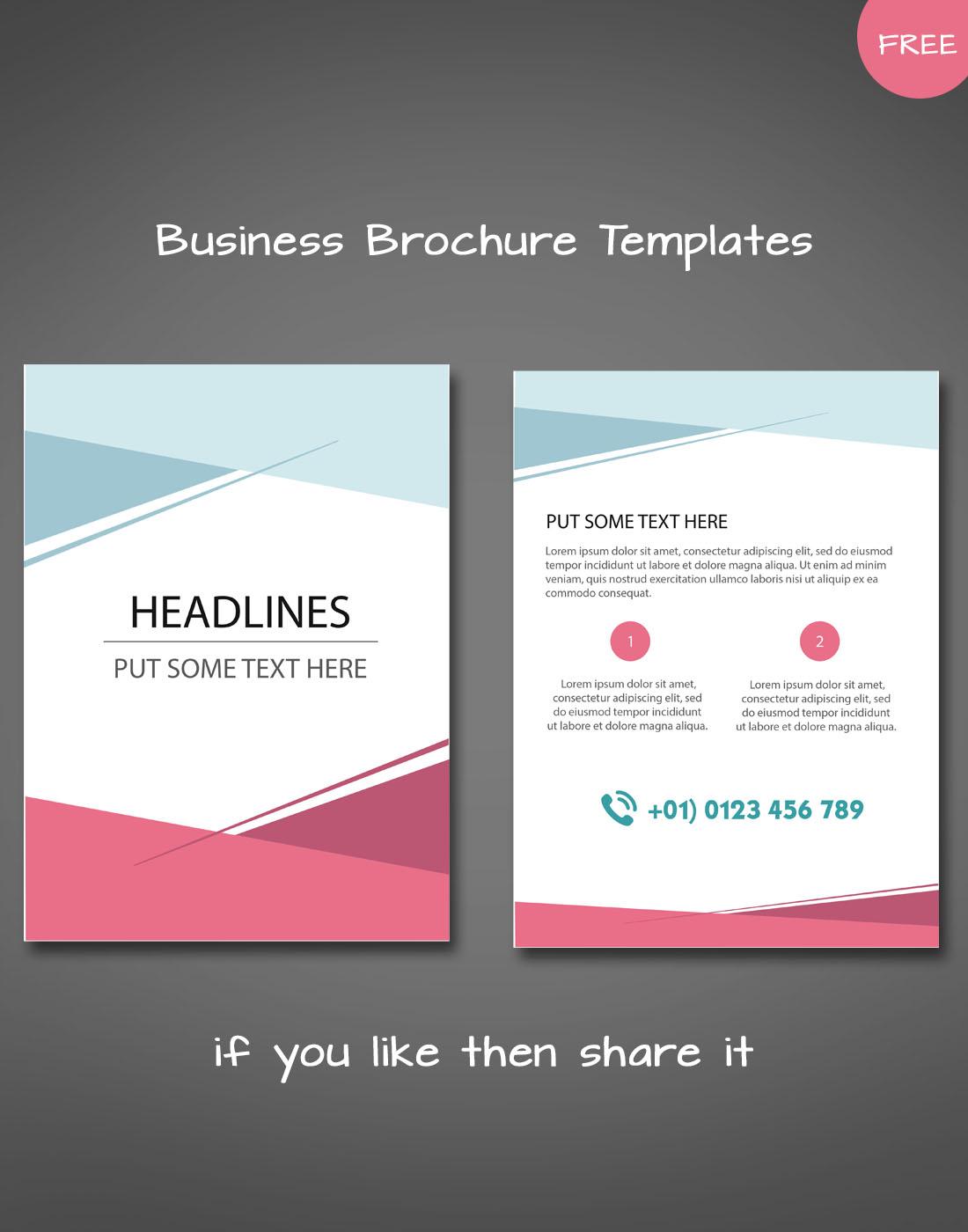 brochure-templates