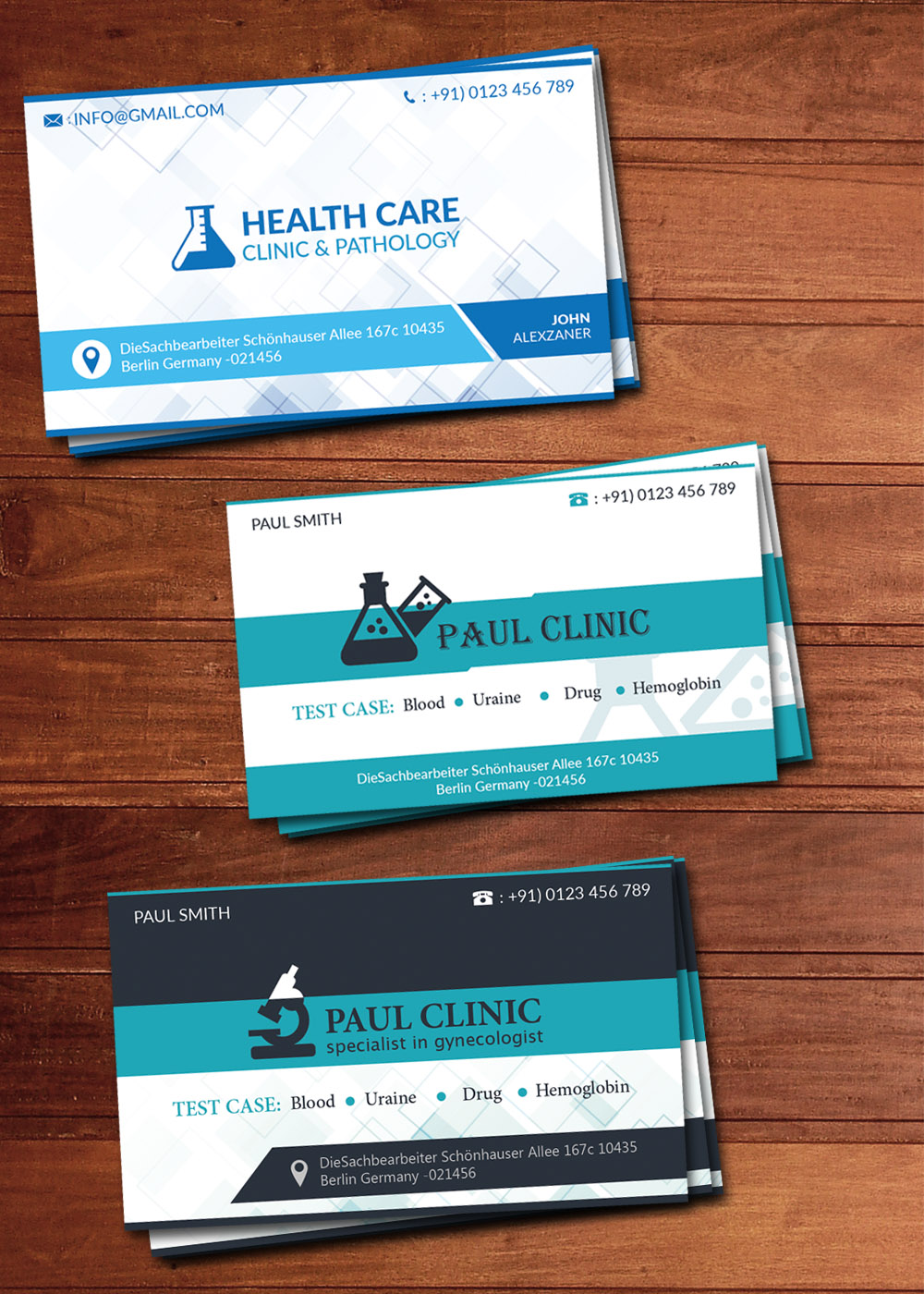 Free laboratory business card reheart Gallery