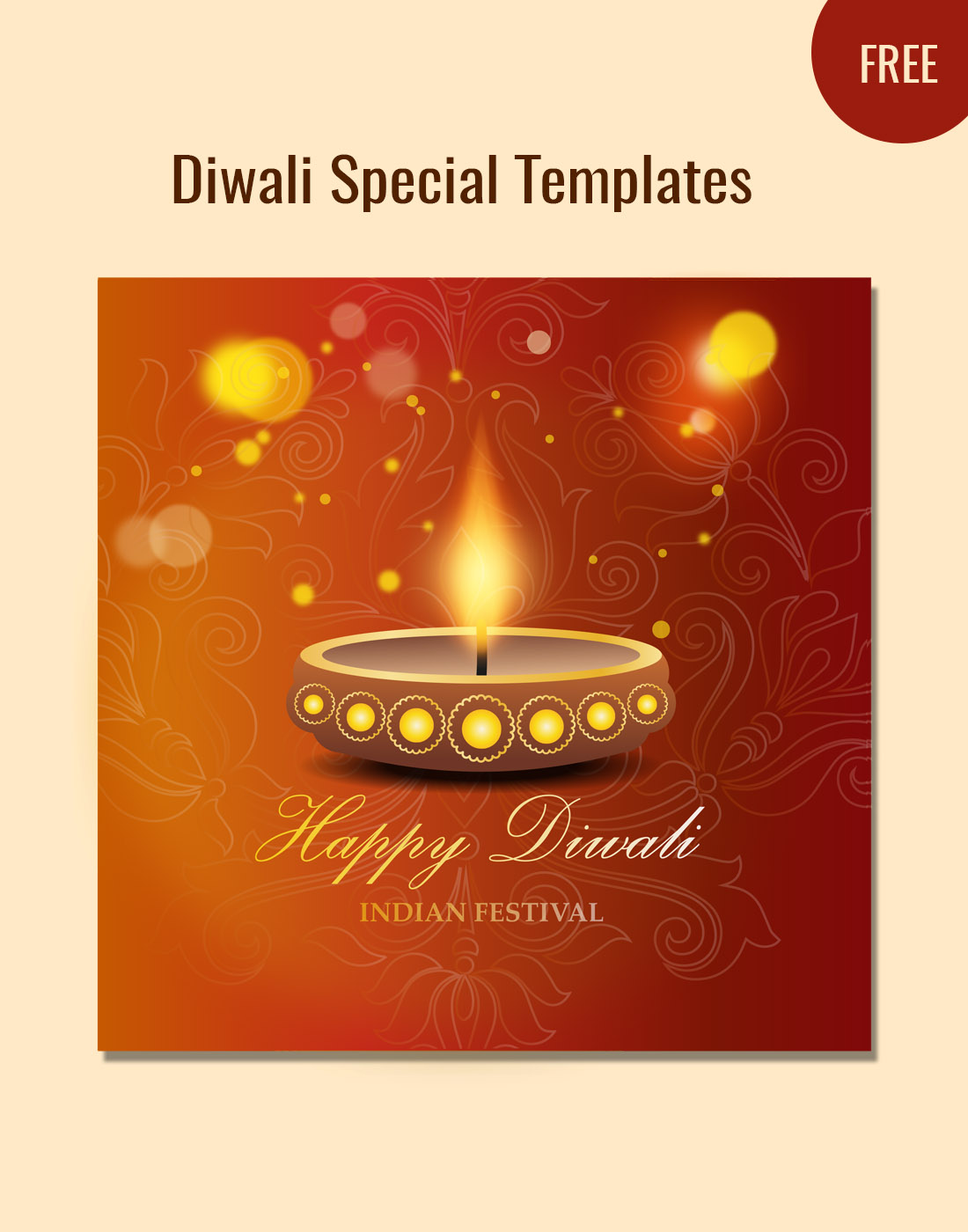 diwali templates new