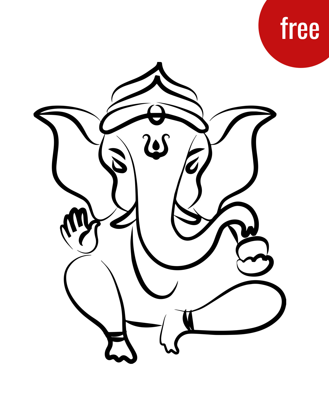 ganesh vector templates