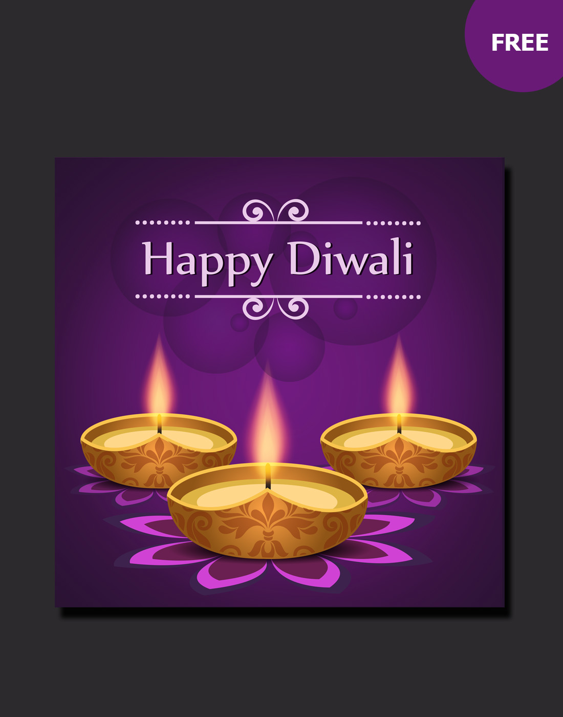 diwali vector backgrounds