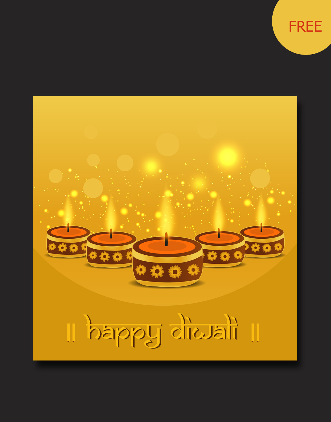 diwali vector new