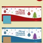 Christmas fb cover templates