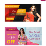 sari website psd banners templates