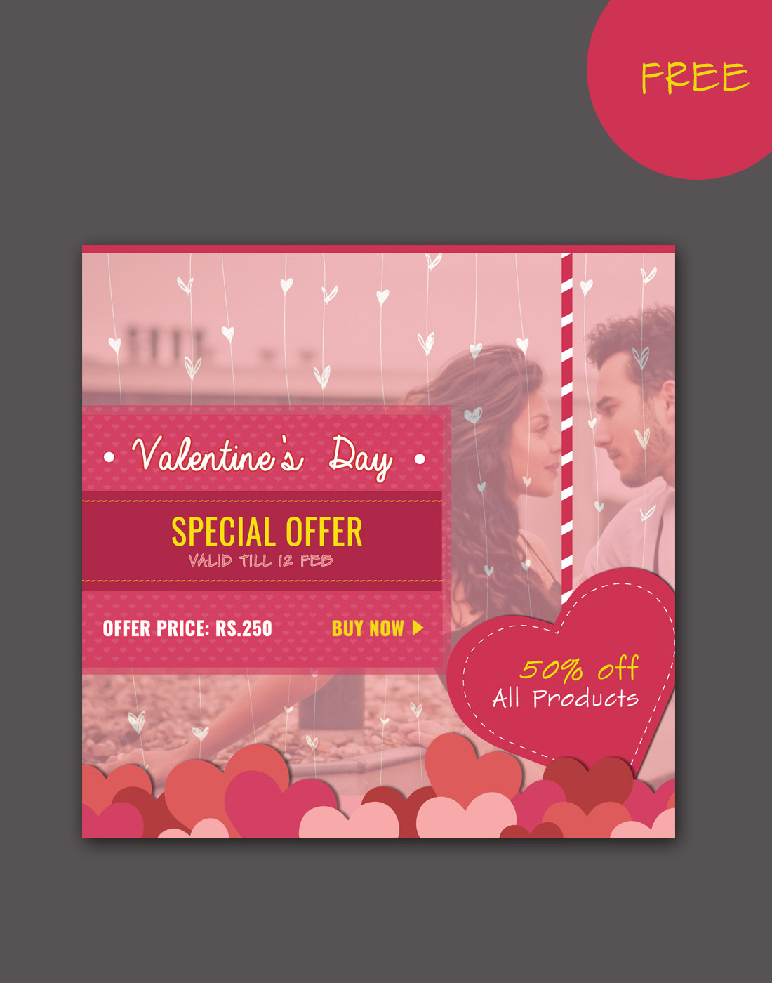 valentine offer templates