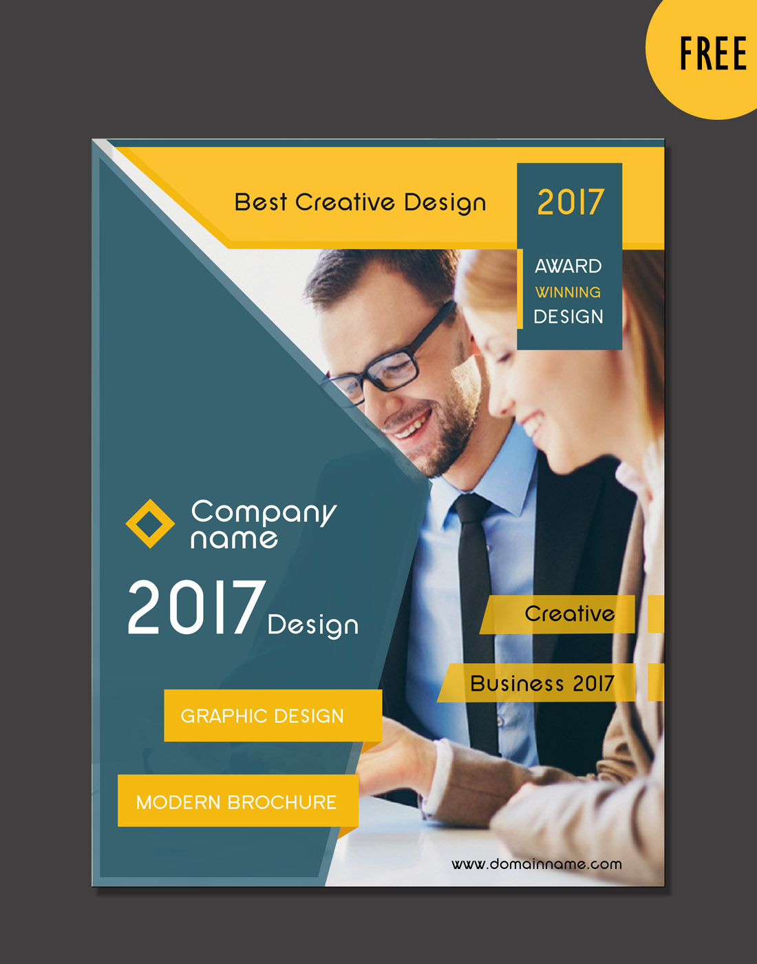 brochure vector templates