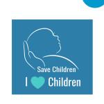 save child logo psd templates