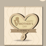 mothers day psd templates