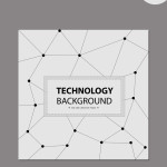technology vector background