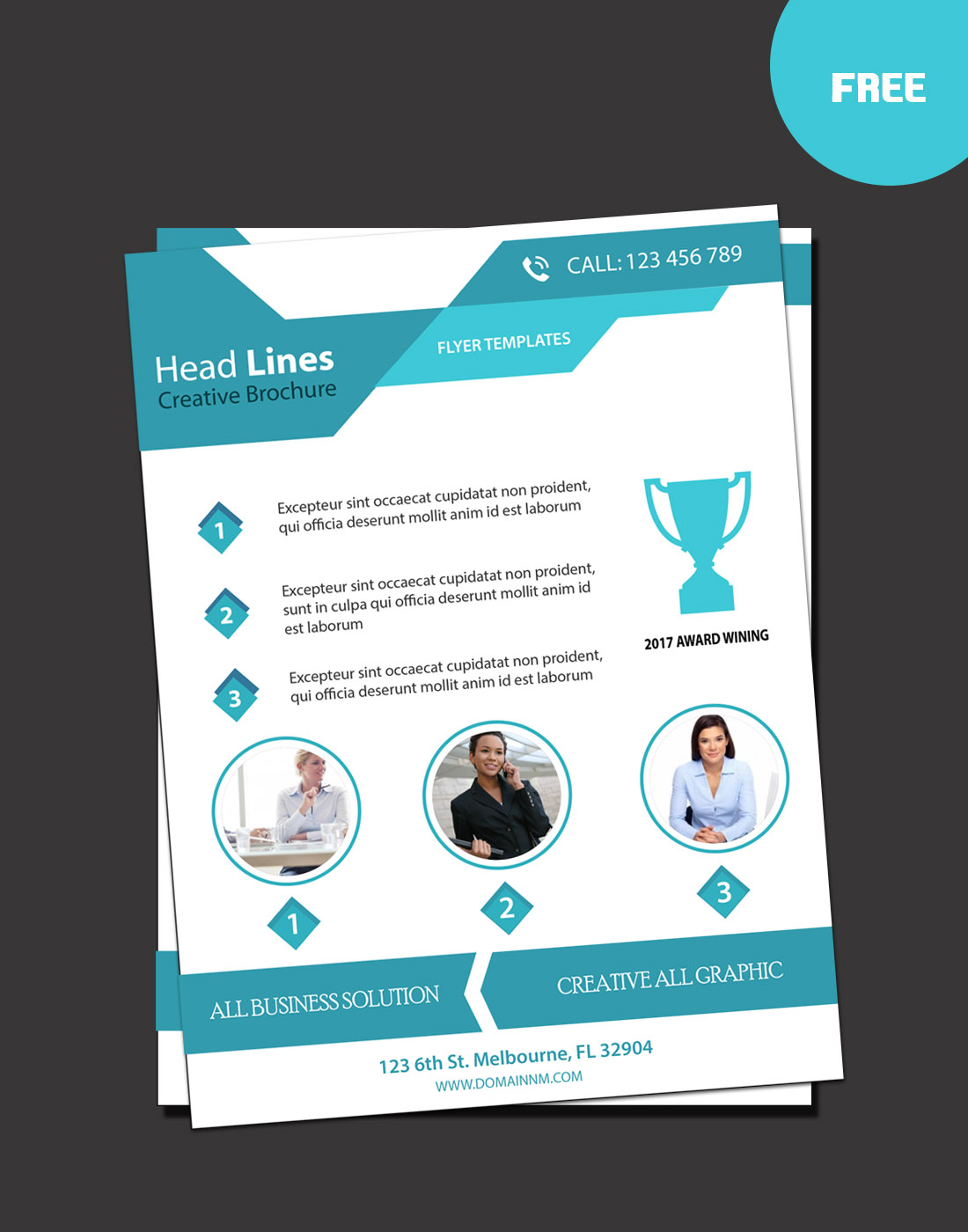 Editable Brochure Templates - Editable brochure templates