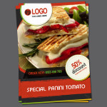 food flyer templates download