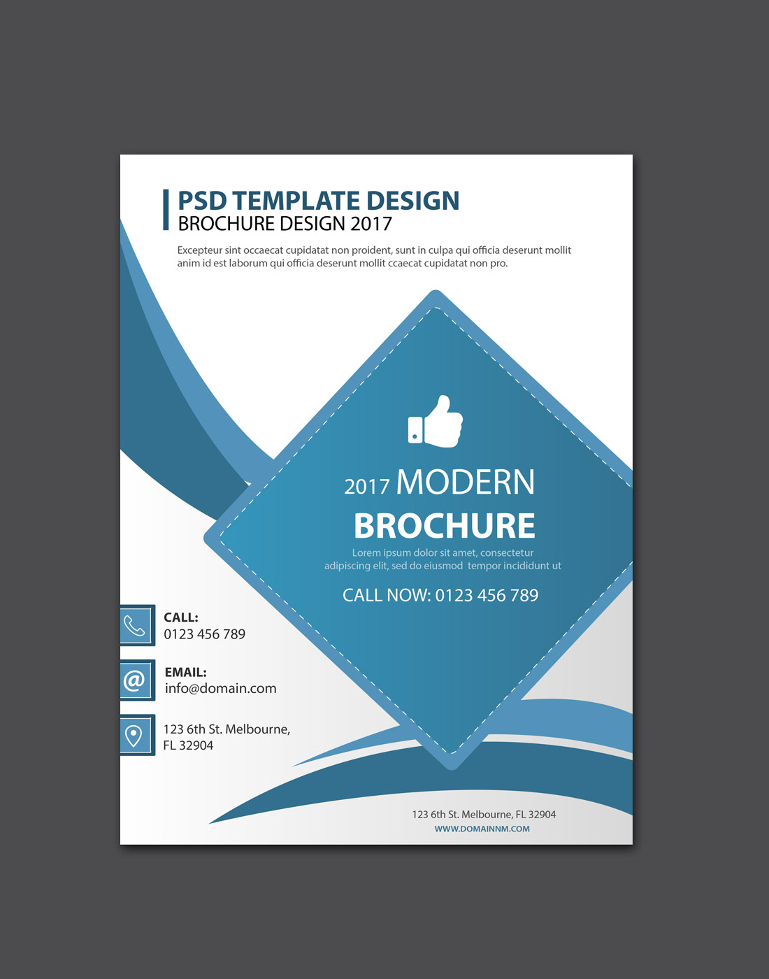 latest business brochure