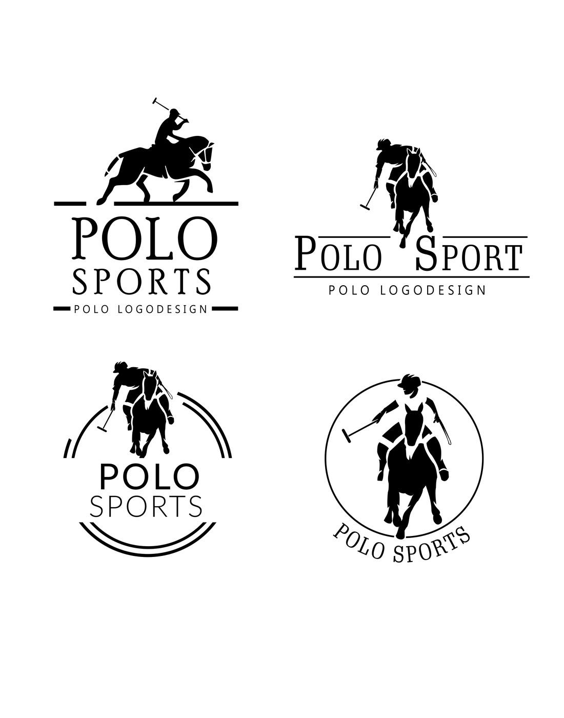 polo vector logo templates