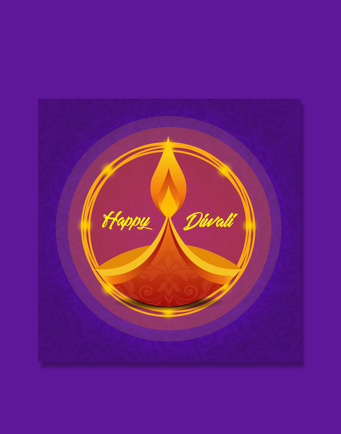 diwali psd download