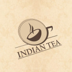 tea vector logo templates