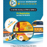 workshop flyer psd templates