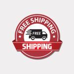 free shipping logo templates