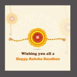 raksha bandhan vector templates