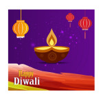 diwali free vector download