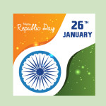 Republic day template download