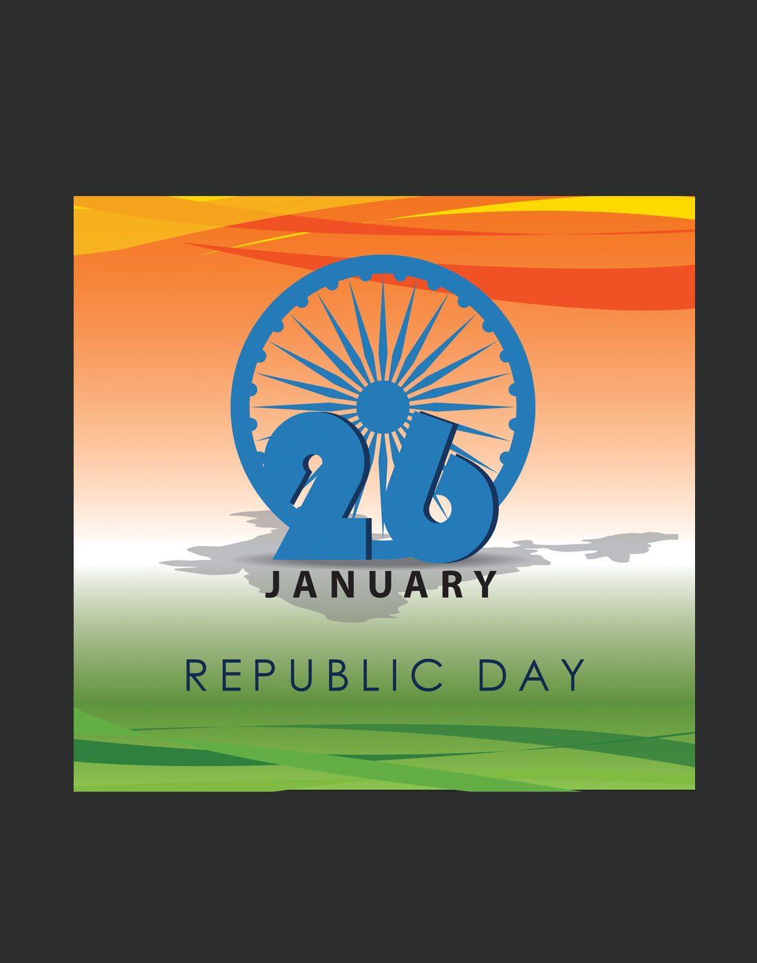 REPUBLIC DAY TEMPLATE