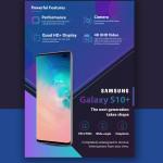 Samsung S10 features Brochure