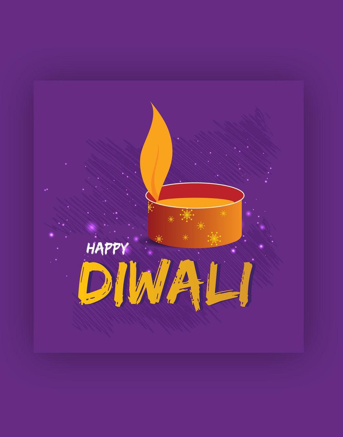 free diwali vector