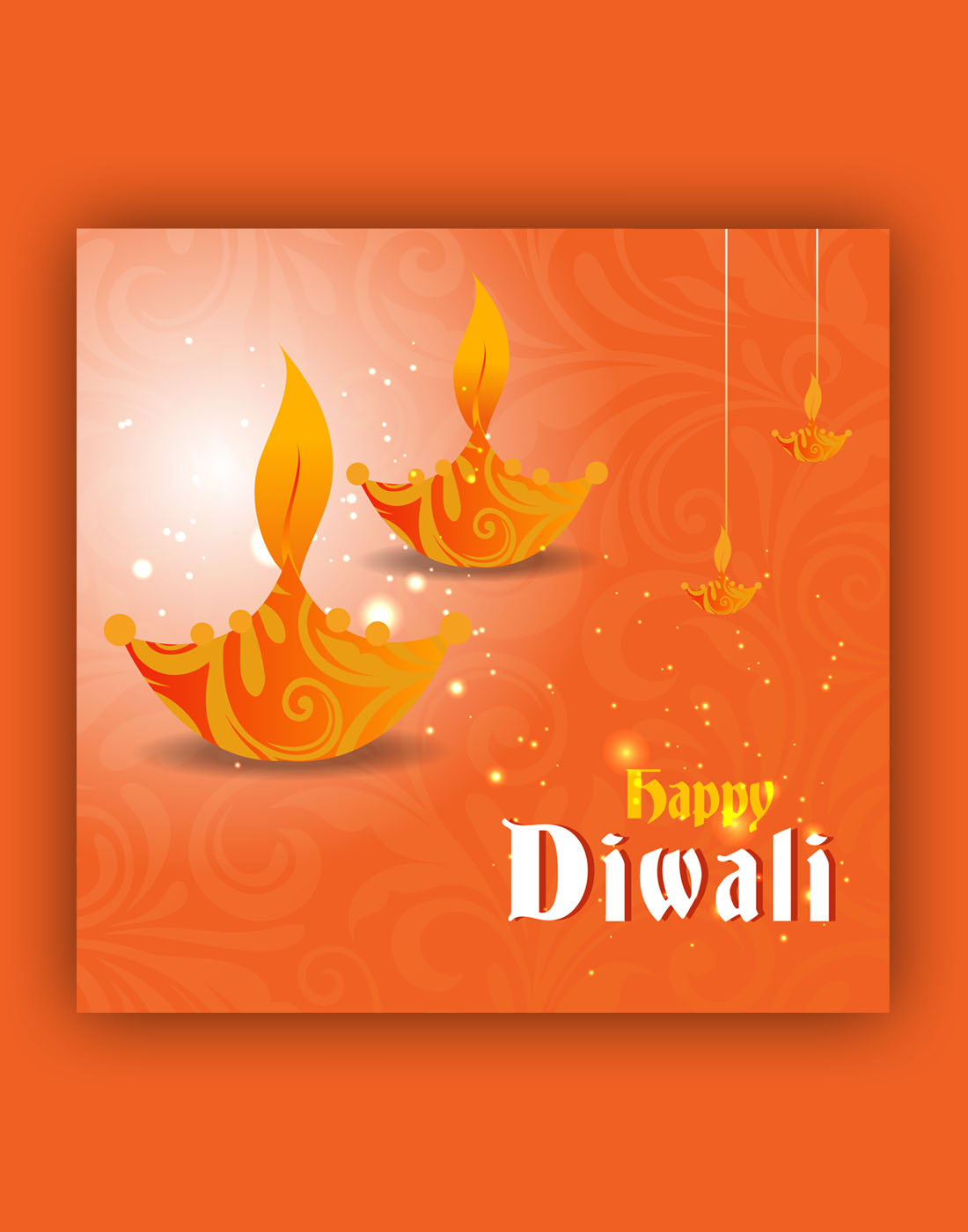 diwali vector download