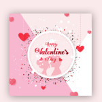 free valentines day vector