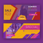 free download website banners