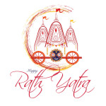 Rath yatra vector download