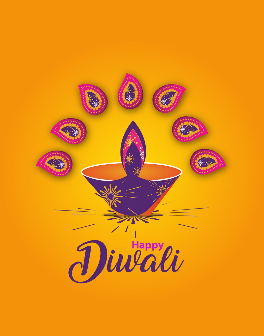 diwali_lamp_vector_download