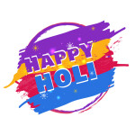holi vector png download