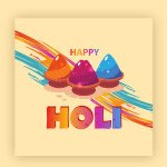 free holi vector download