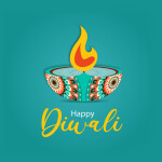 Diwali Vector Free